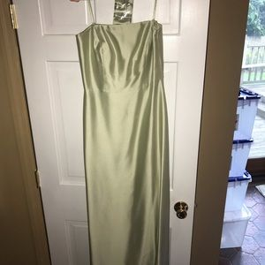 Ann Taylor long dress sz 4
